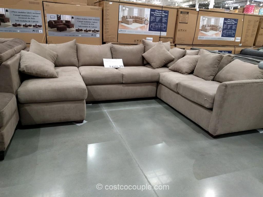 Canby Modular Sectional Sofa Set