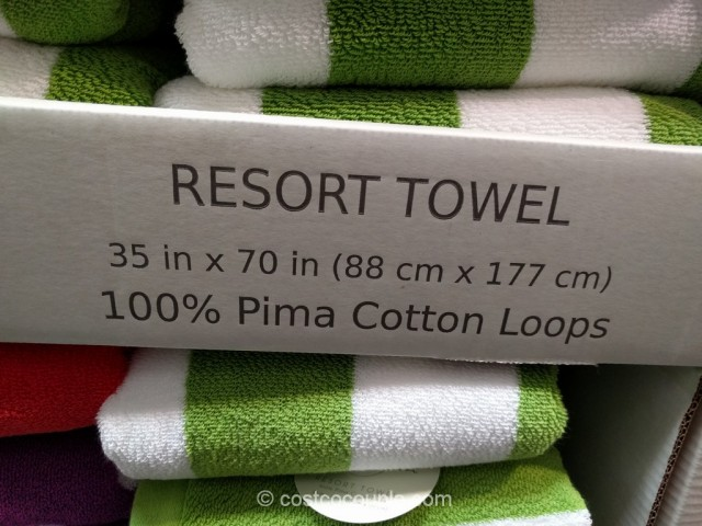 Charisma Resort Towel Costco 4