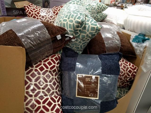 studio chic decorative pillows Costco Pillows