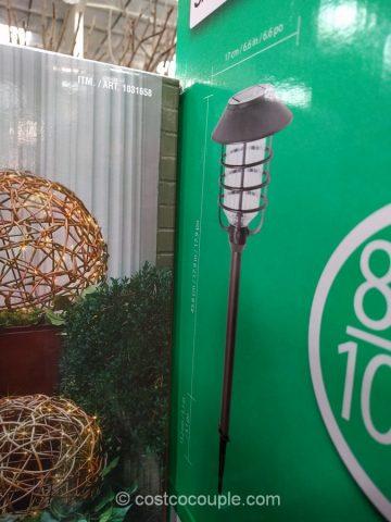 Smartyard LED Solar Pathway Lights (10 Lumens)