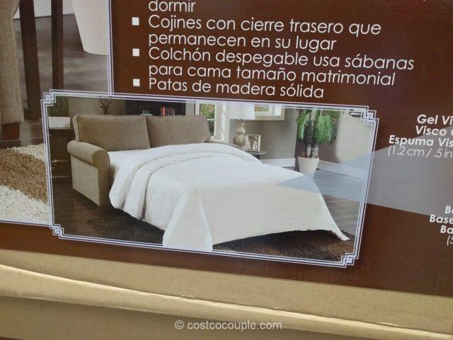 Synergy Home Sleeper Sofa Costco 6