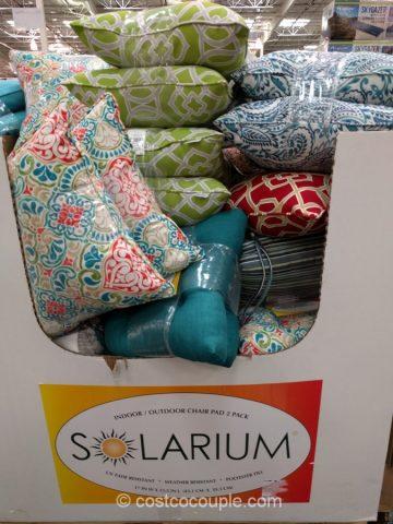 solarium indoor outdoor decorative pillows Costco Pillows