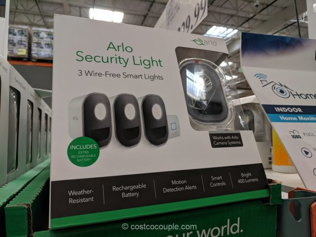 Costco Home Security Light | Flisol Home