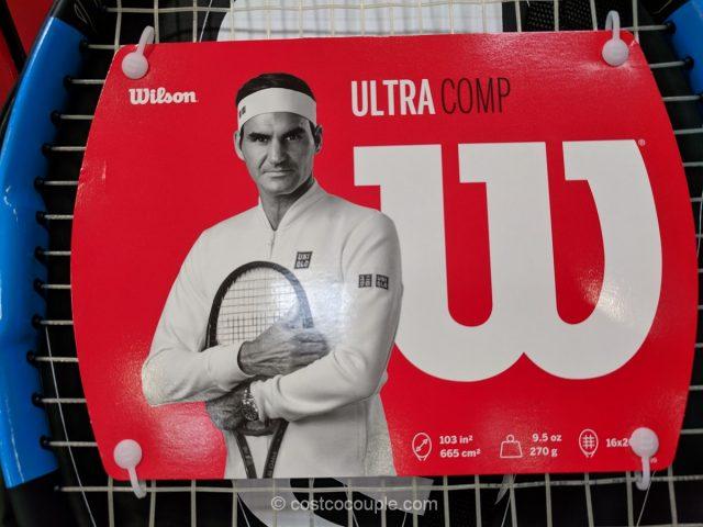 Wilson Sporting Goods Ultra Comp Tennis Racket