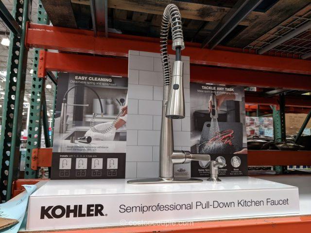 Kohler Semi Professional Kitchen Faucet