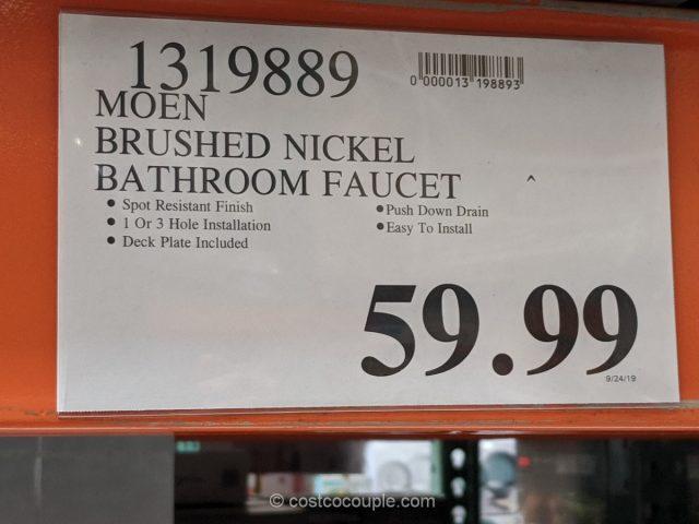 Moen Bathroom Sinks